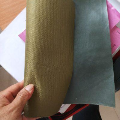 Vải bạt tráng nhựa PVC