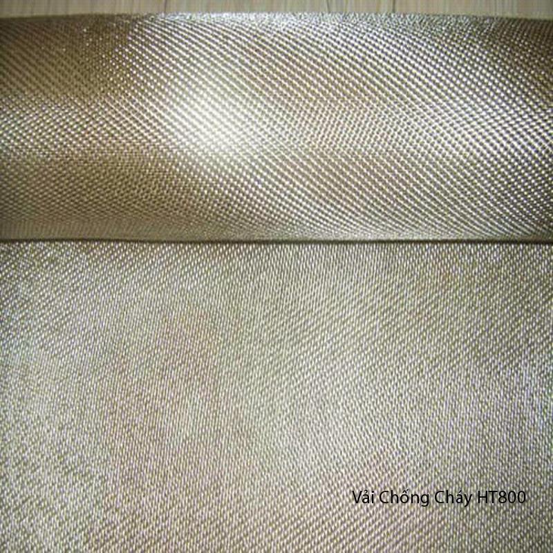 cấu tạo vải sợi bạt chống cháy ht800
